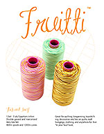 Fruitti Color Booklet