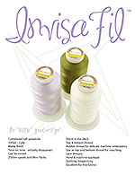 InvisaFil Color Booklet