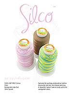 Silco Color Booklet